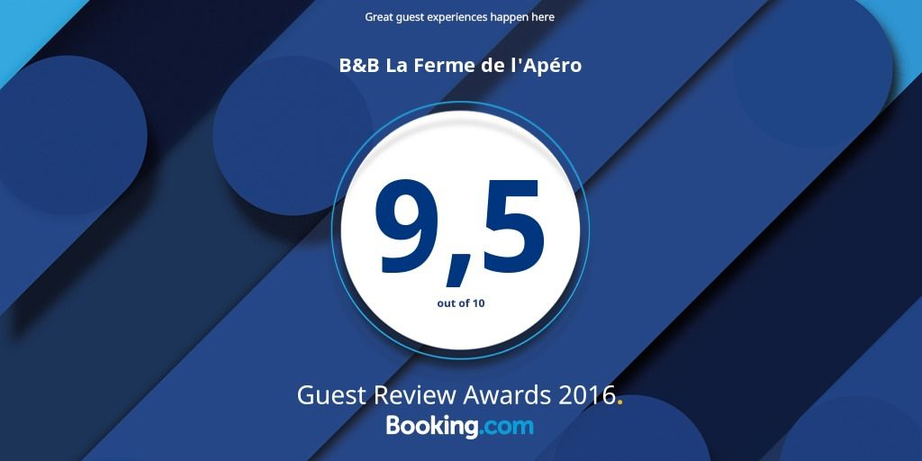 Booking Awards 2016